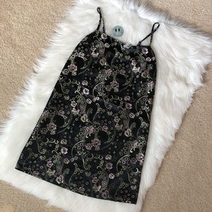 NWT Brandy Melville Silky Oriental Claire Dress